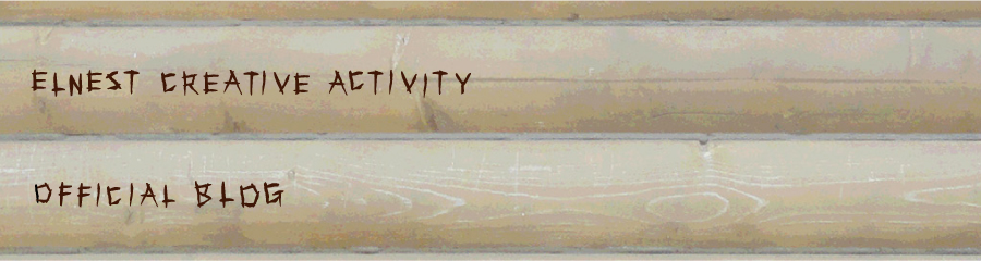 ELNEST CREATIVE ACTIVITY OFFICIAL BLOG